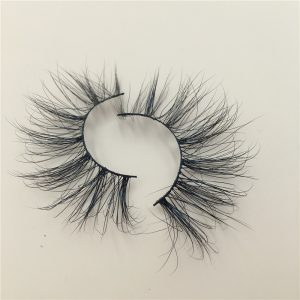 25mm Siberian Mink Lashes DH011
